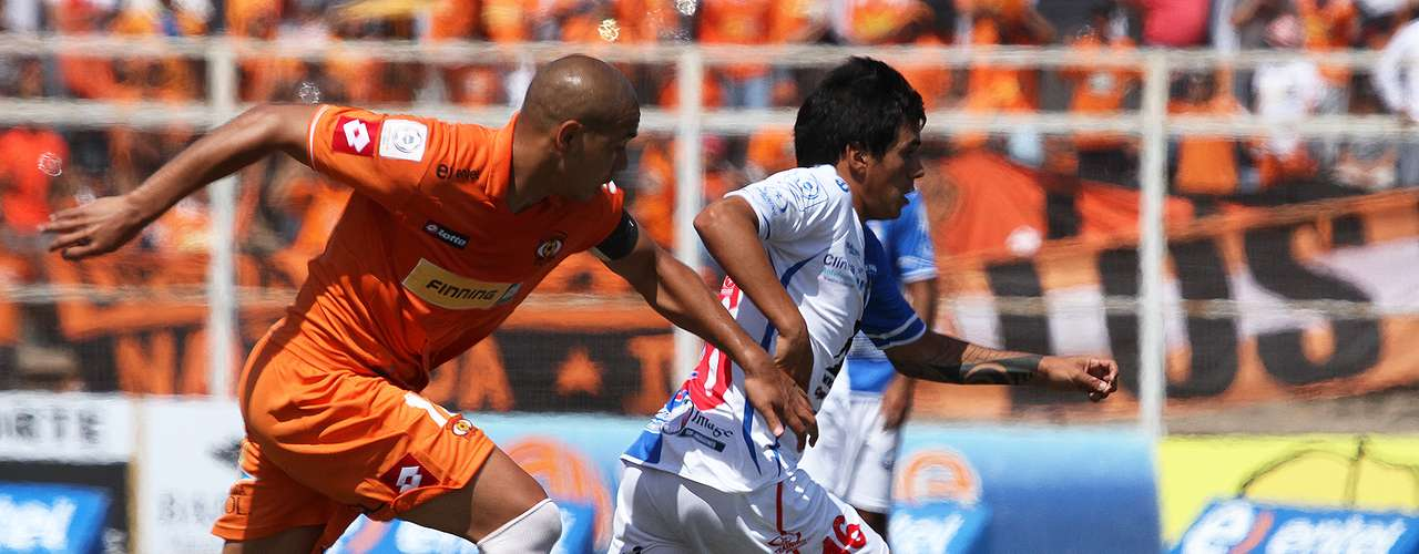 16:30 HORAS: PARQUE JUAN LÓPEZ, ANTOFAGASTA vs COBRELOA