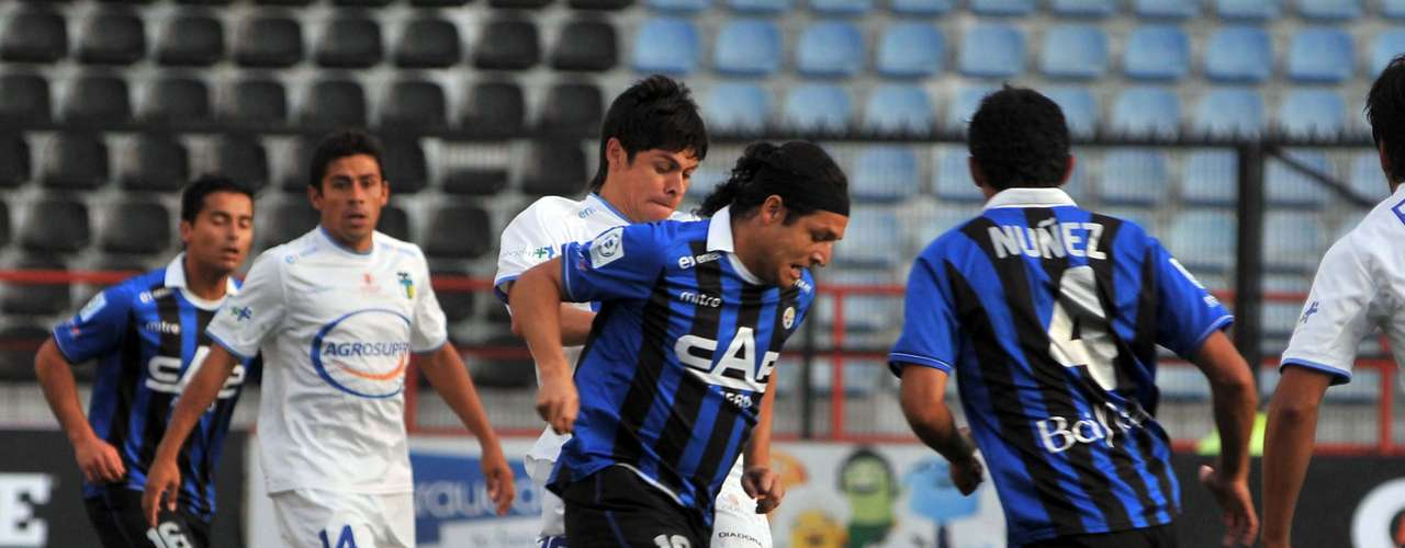 22 HORAS: ESTADIO CAP, HUACHIPATO vs O'HIGGINS
