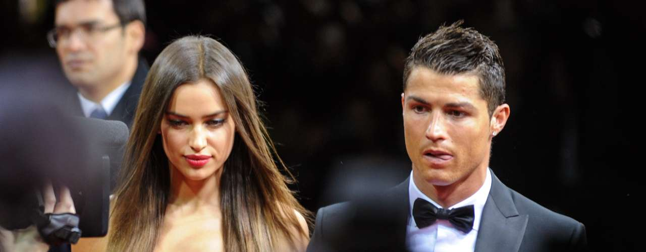 Although he has gained fame as a playboy, in actuality Ronaldo is in a stable relationship with Russian model Irina Shayk. However, no relationship is perfect, in the past year Ronaldow as rumored to have had a brief encounter with the girlfriend of Kevin-Prince Boateng, Melissa Sata.