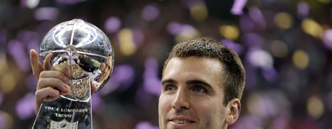 Led by quarterback Joe Flacco, the RAvens won their second ever Super Bowl 34-31 over the 49ers.