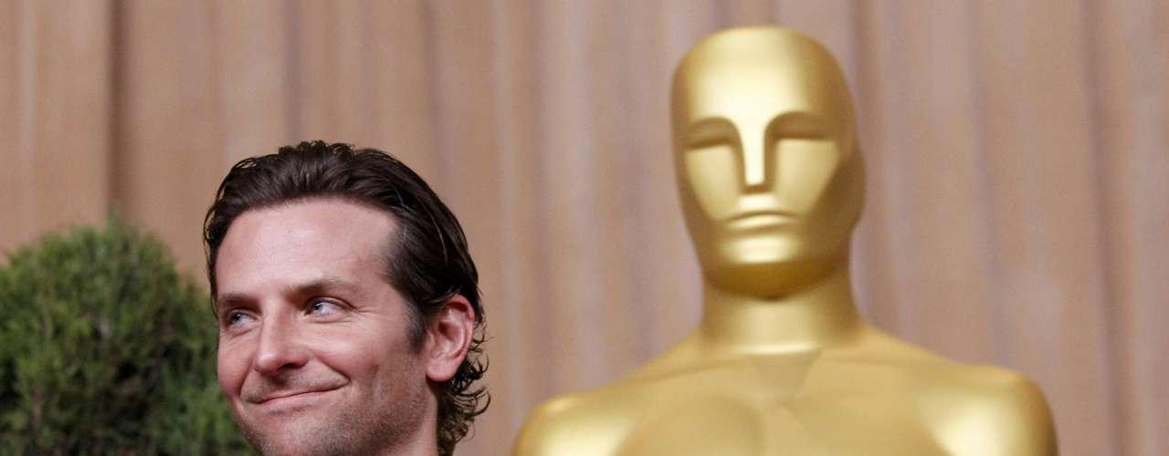 Bradley Cooper, nominado en la categoría de Mejor actor por su actuación en \