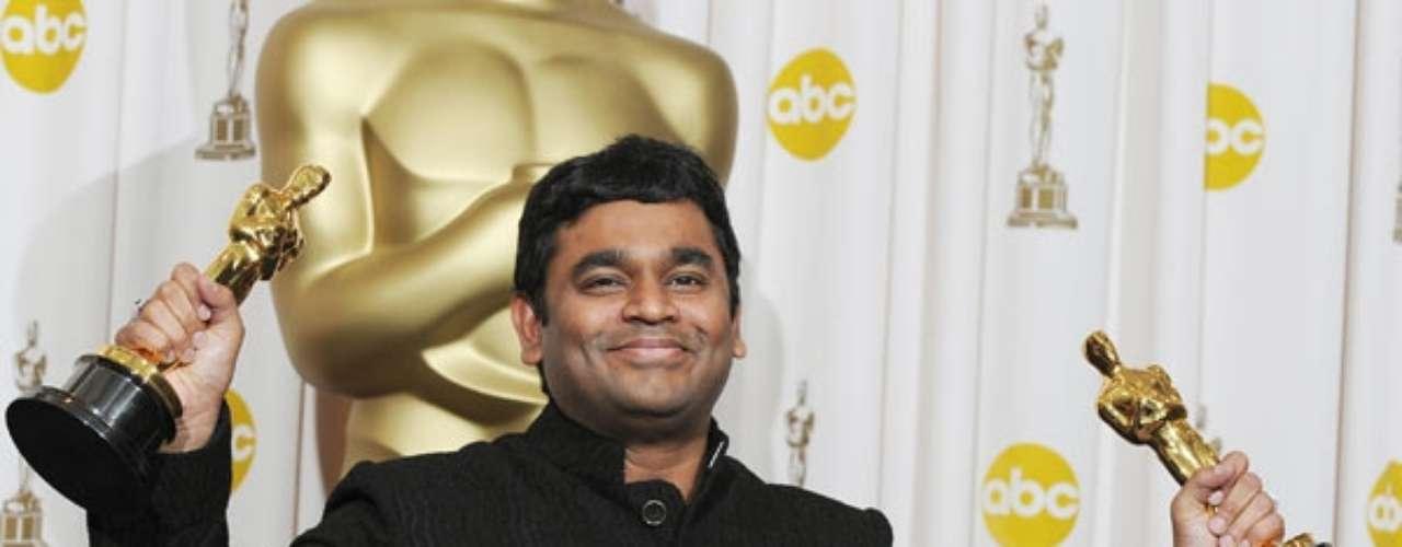 El cantautor A. R. Rahman ganó en el 2008 el Oscar a la mejor canción por 'Jai Ho' y de igual manera ganó en la categoría de Mejor Banda Sonora por la película 'Slumdog Millionaire'.