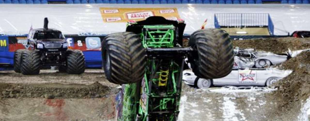 Fotos Monster Jam El Diablo