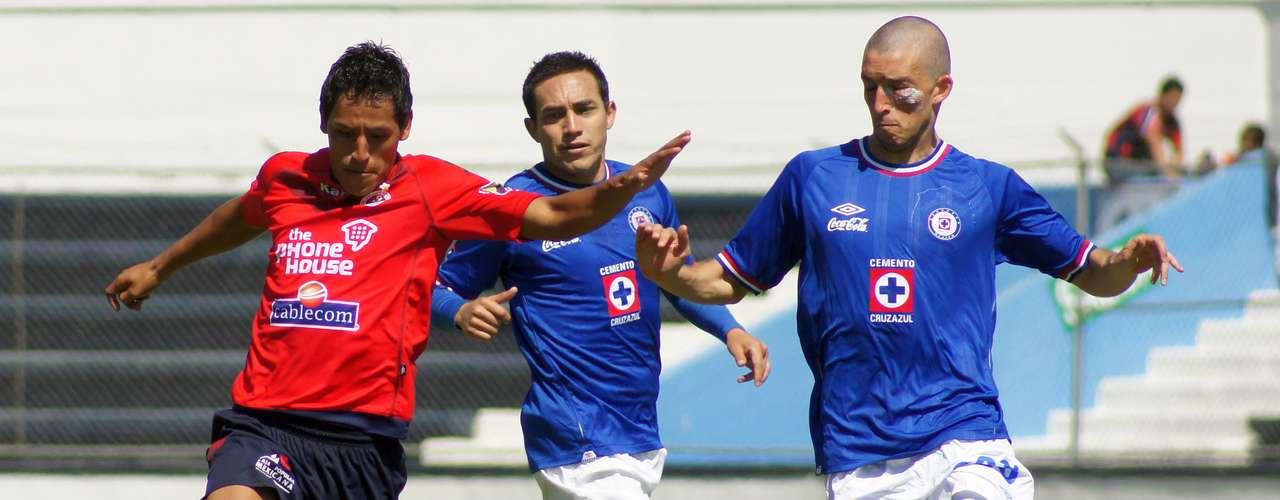 Cruz Azul Hidalgo es el único que se salva, ya que mantiene el diseño que usa el primer equipo.