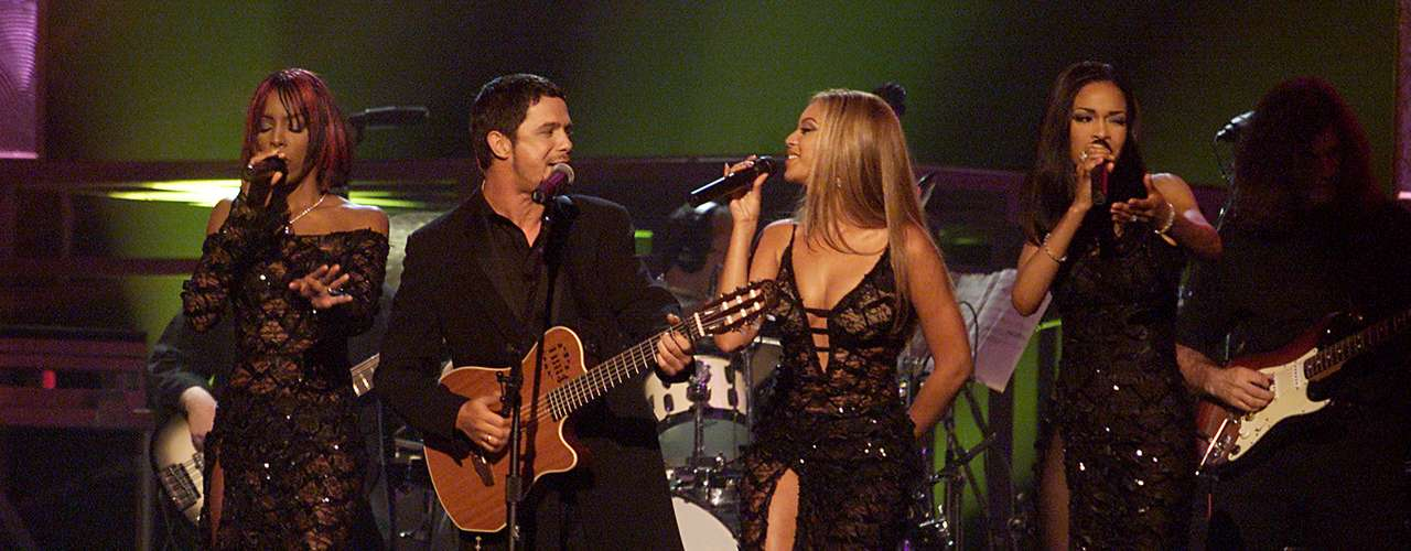 Destiny's Child joined Alejandro Sanz for a duet of his song, 'Quisiera Ser' in 2002.