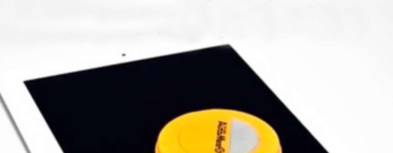AutoMee S funciona con dos pilas AA y comenzará a ser vendido en Japón el próximo mes.