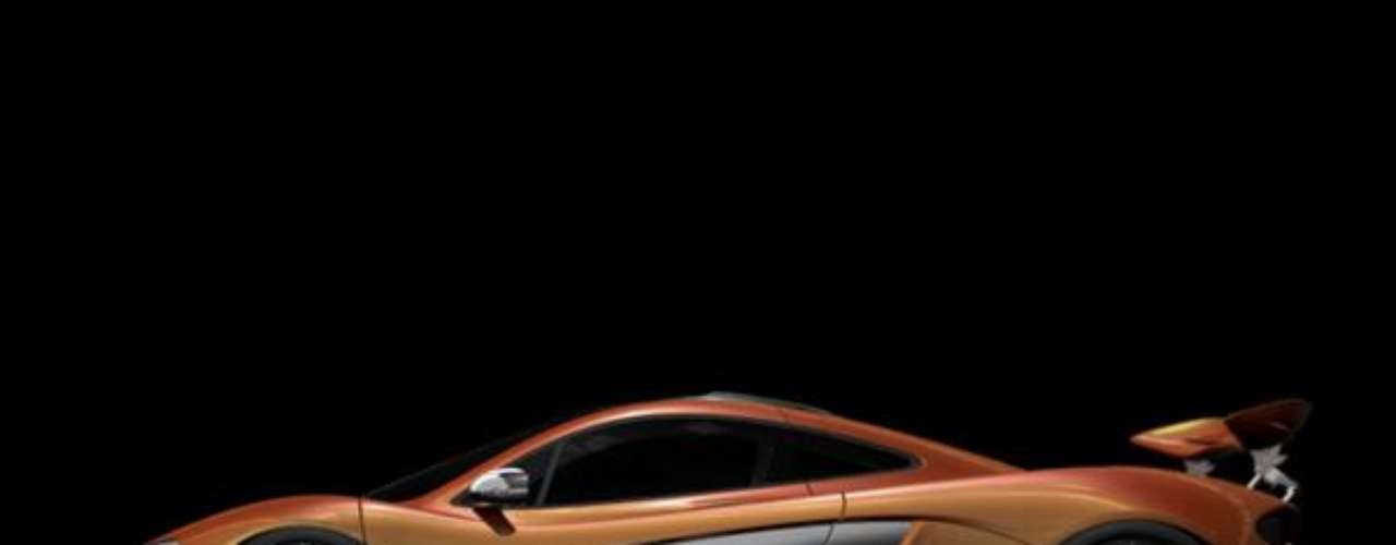 Fotos McLaren P1