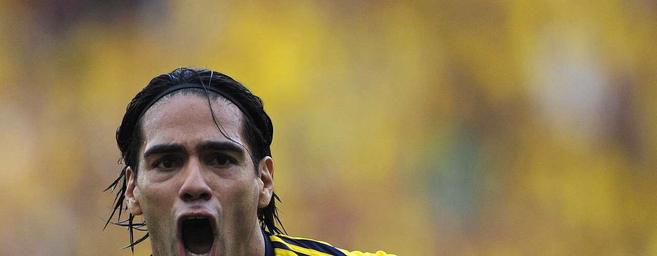 At the national team level, Falcao has scored 15 goals n 40 appearances with Colombia. Most recently he scored a brace in Colombia's win over Paraguay in a World Cup qualifier match.