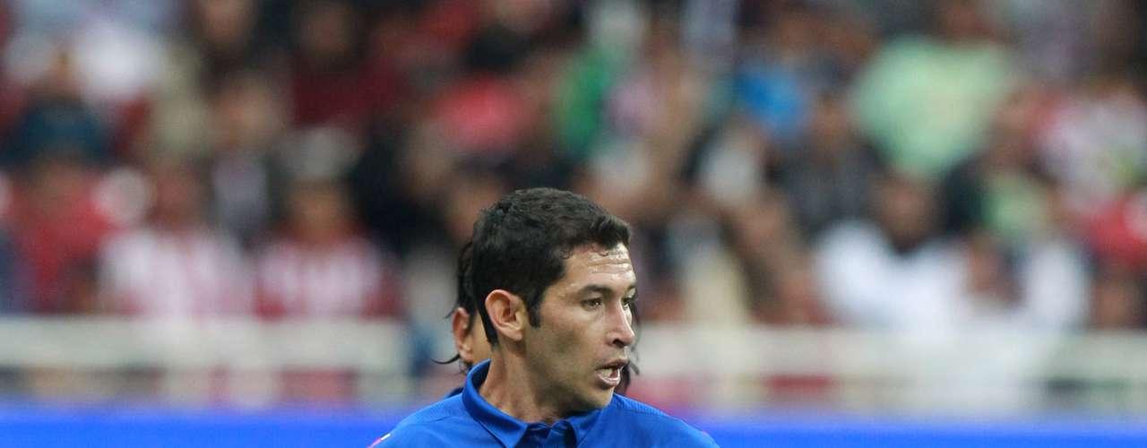 Israel Castro enfrentár a su ex equipo y junto a Torrado en medio campo lucen imponentes