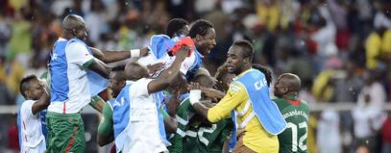 Afri-Can do: Burkino Faso marked its arrival on the international soccer scene with a wonderful display throughout the African Cup of Nations even before the semifinal. But their historic win to make it to the final cements their place in soccer lore.