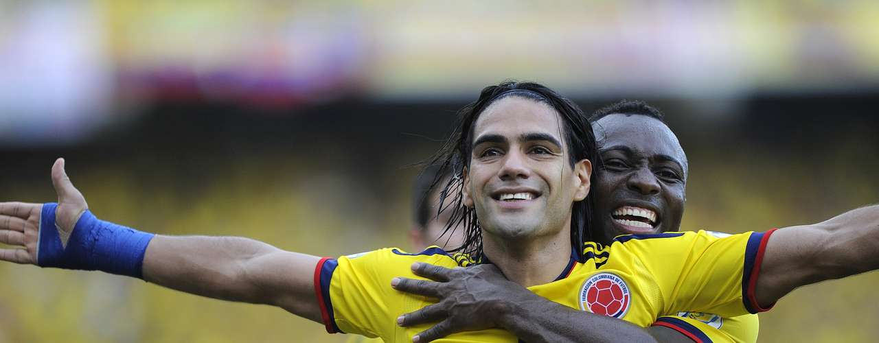 Radamel Falcao García has become the best Colombian soccer player of his generation and one of the best in the world given his achievements both colective and individual, and his spectacular goals.
