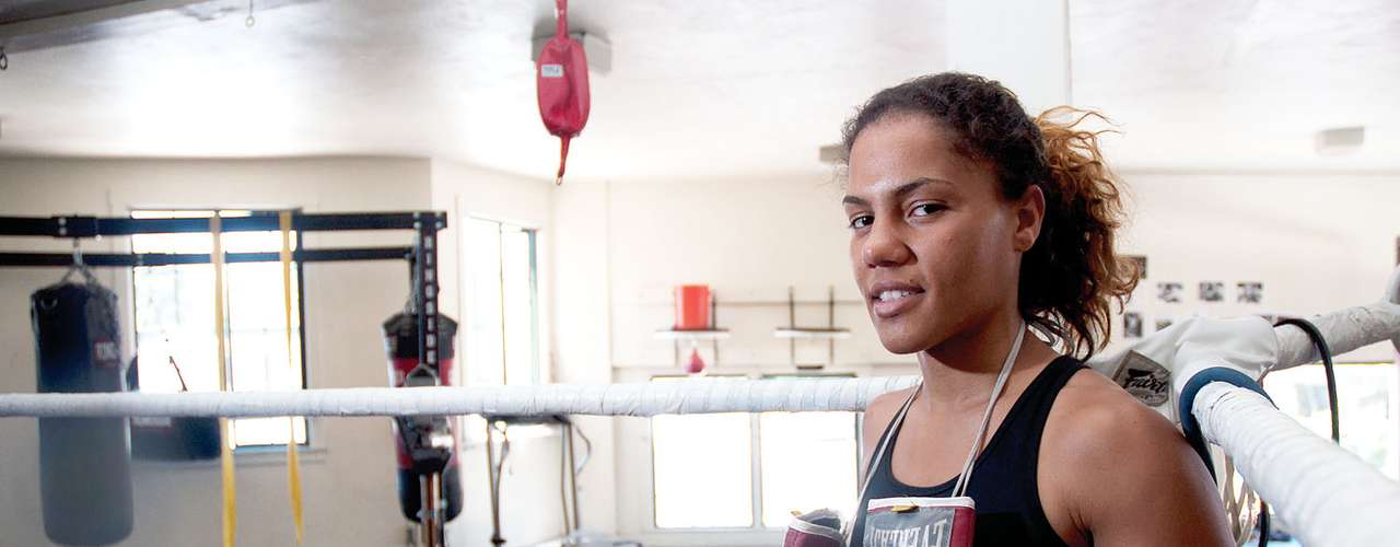 World Champion boxer Ava Knight is on the list because she can knock you out with one punch, that and the great trash talk that comes with her profession.