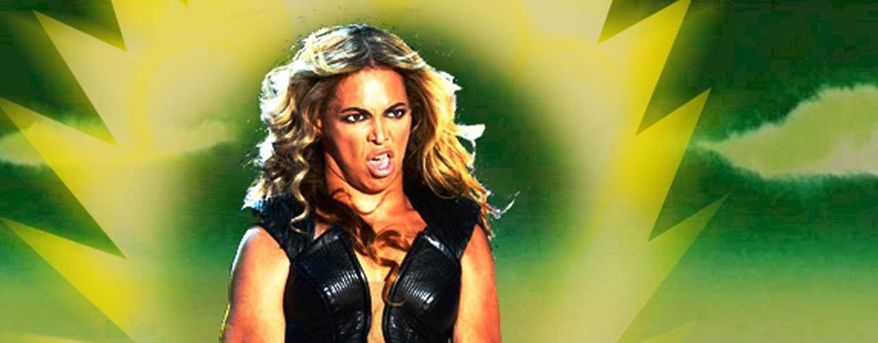 Haciendo acopio de poder, Beyoncé está a punto de elevar su fuerza física como personaje de ánime.