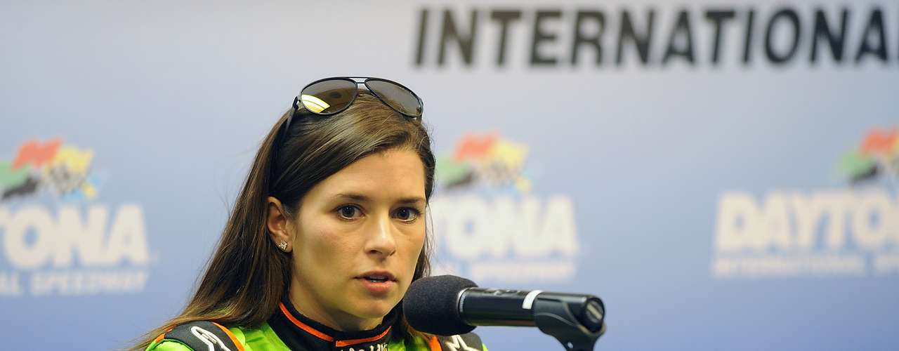 Like Ronda Rousey, Danica Patrick gets some points for being in a badass profession dominated by men. But her true bad girl persona comes from her common tussles with opponents after crashes and for her horrible Go Daddy commercials.