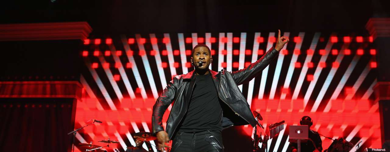 Best R&B Performance - Usher - \