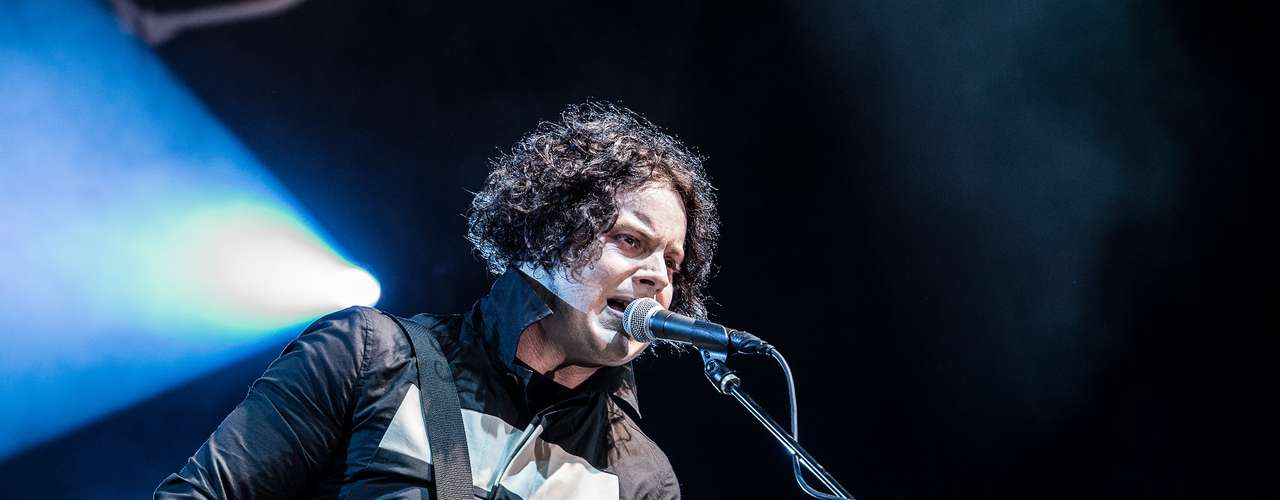 Best Rock Album - 'Blunderbuss' by Jack White