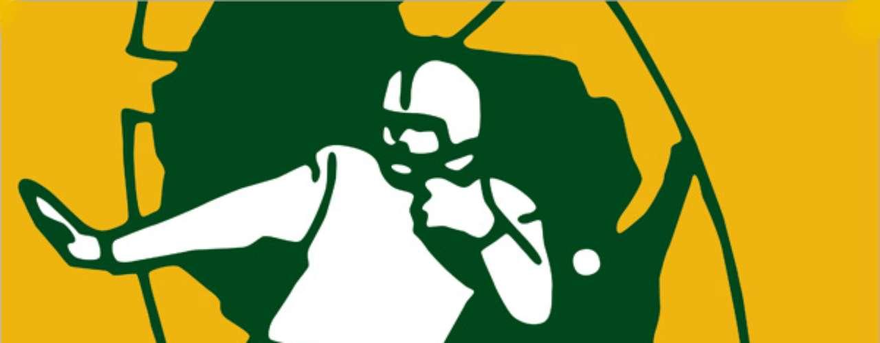 De 1956 A 1961, uno de los equipos más longevos de la NFL, los Empacadores de Green Bay, tuvieron esta imagen