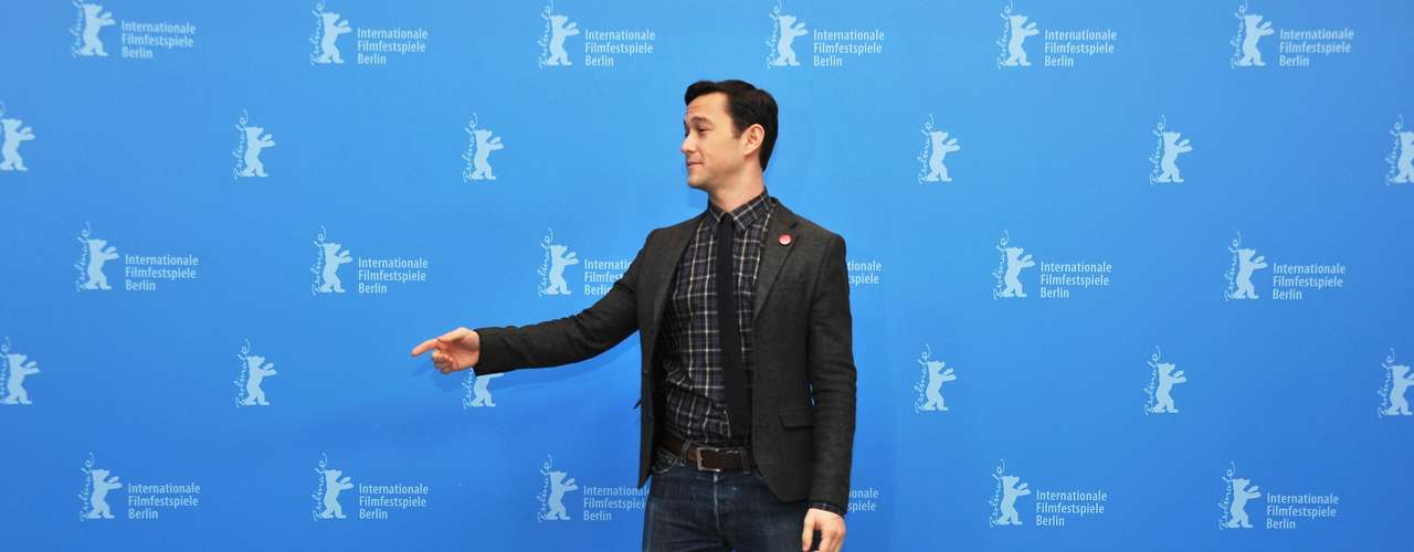 Joseph Gordon Levitt attends 'Don Jon's Addiction' Press Conference during the 63rd Berlinale International Film Festival at the Grand Hyatt Hotel on February 8, 2013 in Berlin, Germany. The super hot actor can do no wrong.