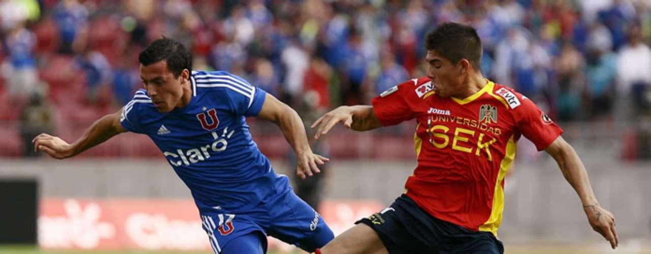 El equipo dirigido por Darío Franco fue superado por los hispanos, quienes se impusieron con tantos de Diego Scotti, Óscar Hernández y Francisco Castro.