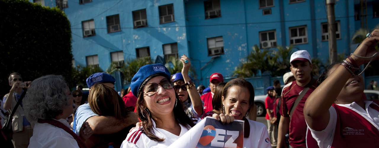 El miércoles 9 de enero de 2013, la presidenta del Tribunal Supremo de Justicia (TSJ), Luisa Estella Morales, anunció que \