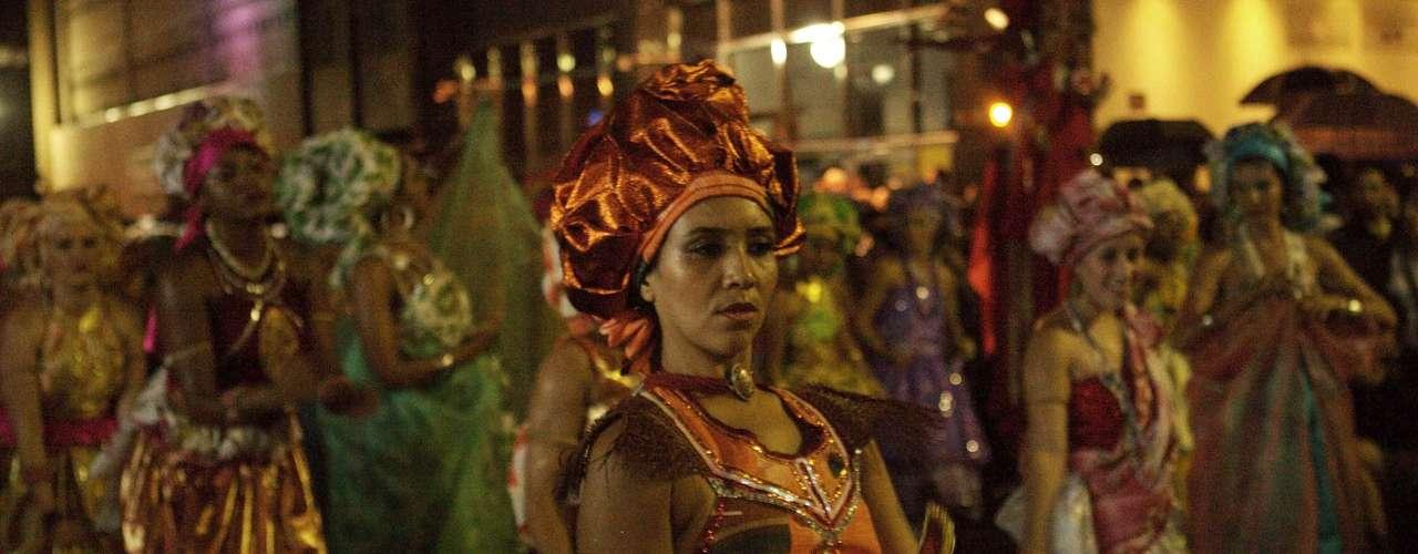 Los blocos van en aumento en parte porque la ciudad, sede de la final del Mundial-2014 y de los Juegos Olímpicos de 2016, es más segura tras la reconquista de decenas de favelas por parte de la policía.