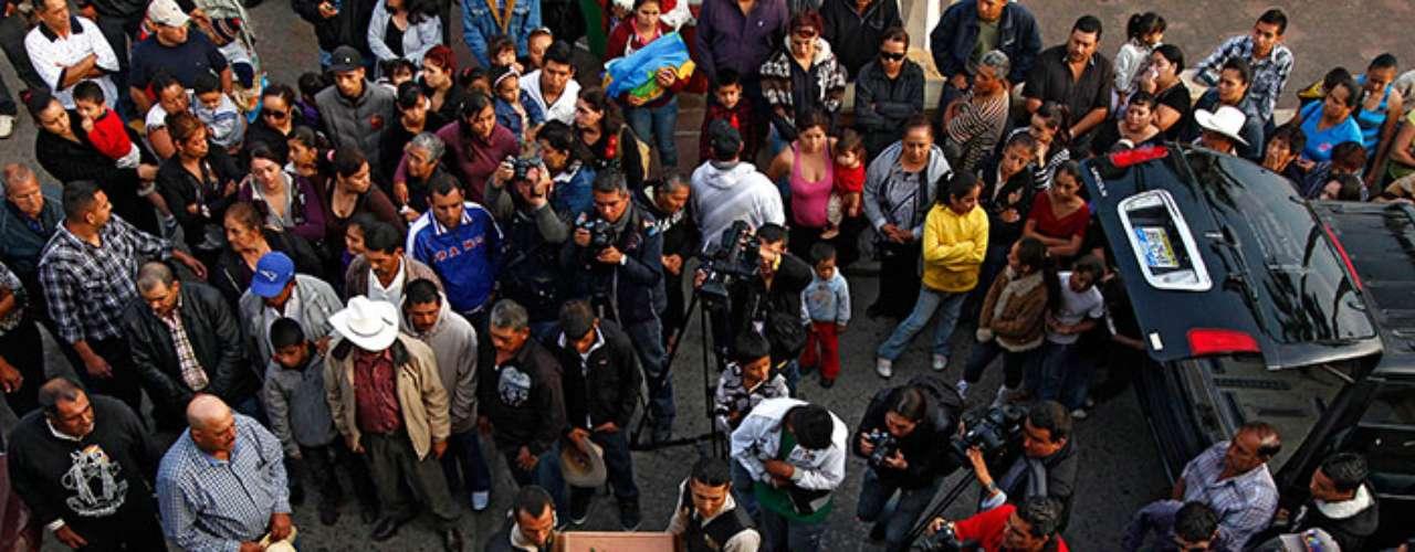 La violencia a causa del crimen organizado cobró en enero la vida de 1.104 personas, de acuerdo a un comunicado en conjunto de varias dependencias del Gobierno de México.