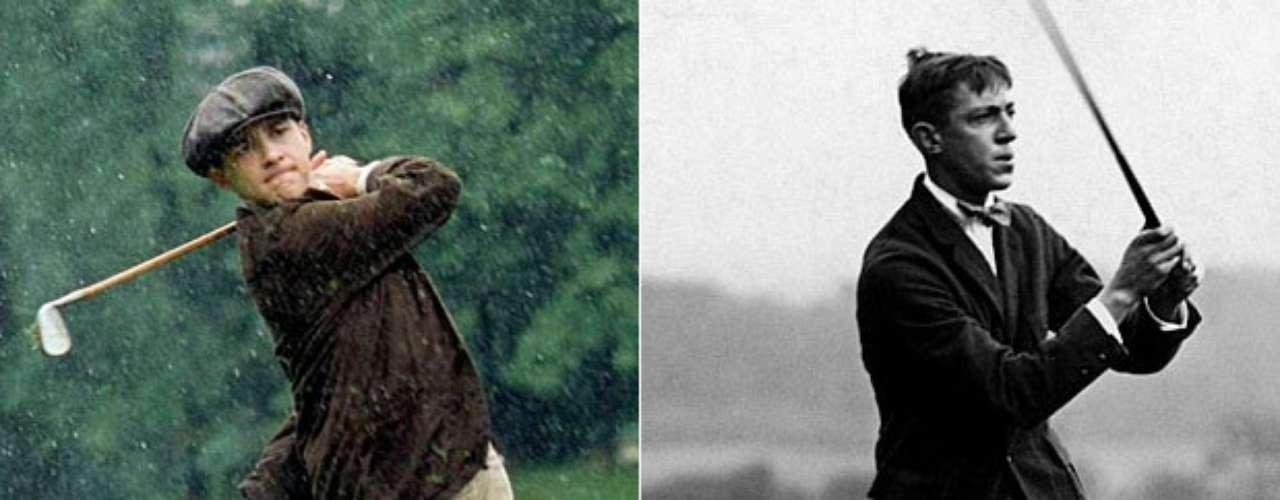 Uno de los primeros papeles en el cine de Shia LaBeouf fue el del golfista Francis Ouimet, que ganó el U.S. Open Championship de 1913, en The Greatest Game Ever Played (2004).
