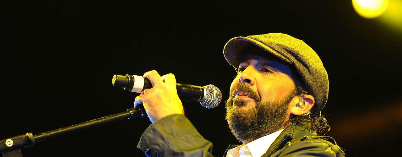 Juan Luis Guerra pondrá el toque merengero a la velada seguramente con su más reciente hit \