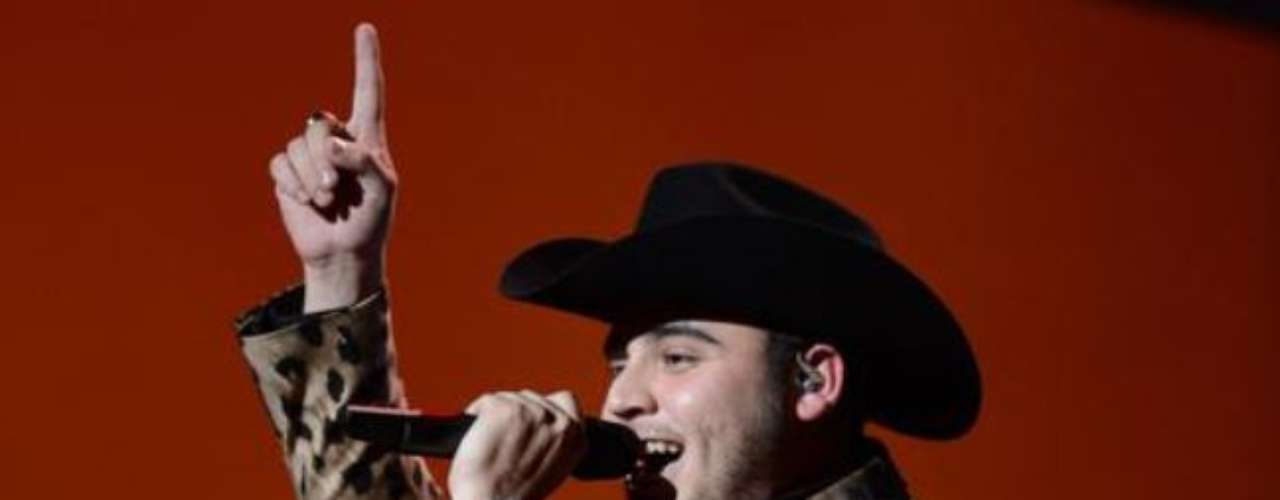 Corrido king Gerardo Ortiz will most likely sing his hit, \