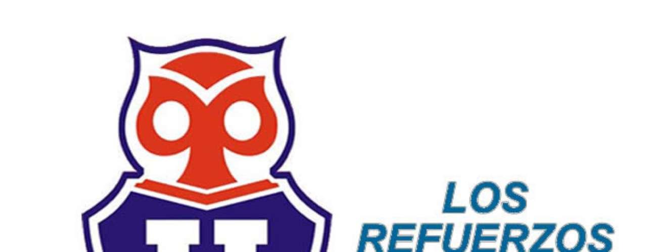Con miras al cierre de Libro de Pases, Universidad de Chile terminó de conformar su plantel 2013 que debe afrontar este primer semestre el campeonato nacional, las últimas fases de Copa Chile y la Copa Libertadores.plantel