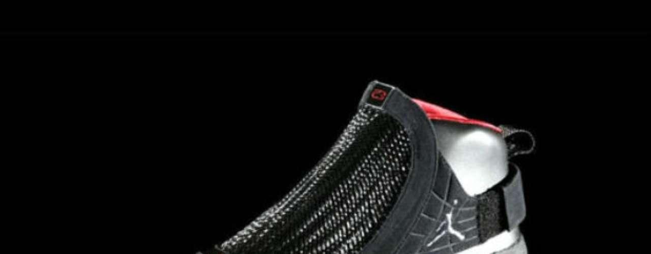 Este modelo imita tener piel de serpiente. Toda una innovación de Jordan.
