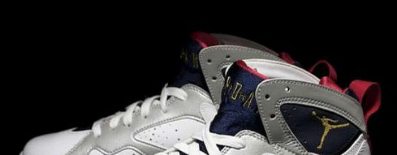 Con estas zapatillas, Jordan ganó la medalla de oro en Barcelona 1992.