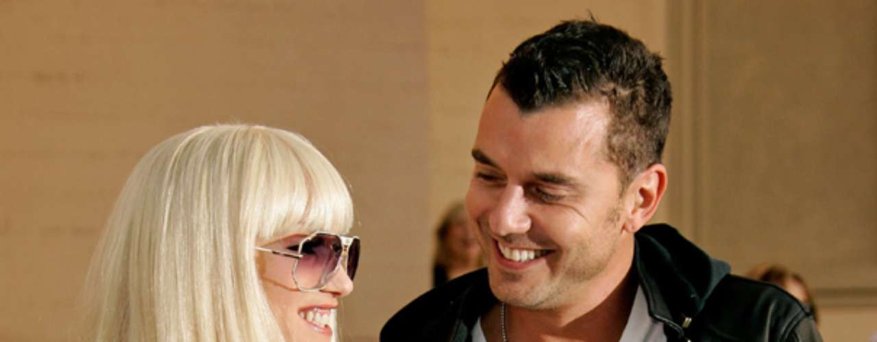 Gwen Stefani & Gavin Rossdale are 90's alt rock couple that are still ruling with two kids to show for it.