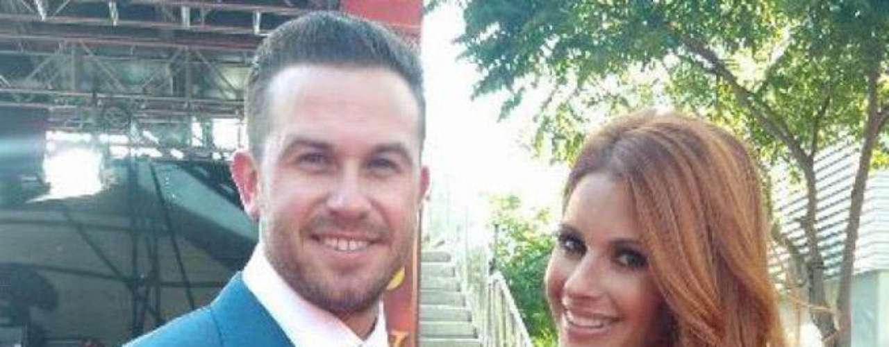 Evan Longoria, tercera base de Tampa Bay Raysha estado saliendo con la modelo de Playboy,Jaime Edmondson, desde 2011, y en diciembre de 2012, anunciaron que estaban esperando su primer hijo.