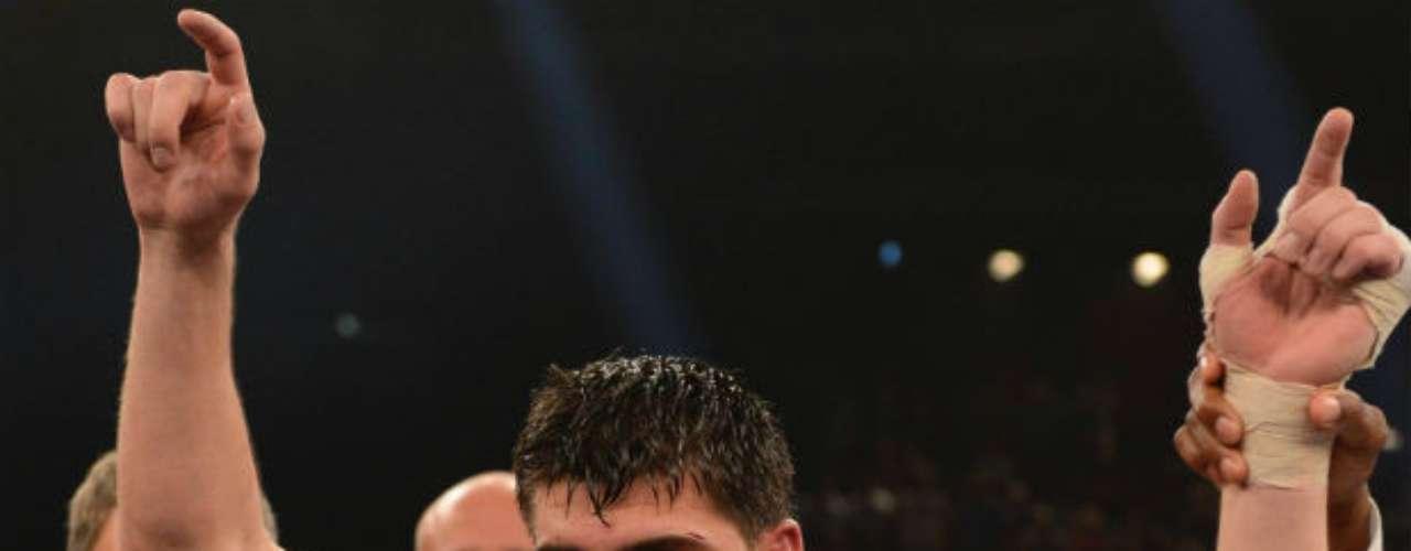 El alemán Marco Huck es el campeón de la OMB en peso crucero. Su marca es de 35-2-1 (25 KOs).