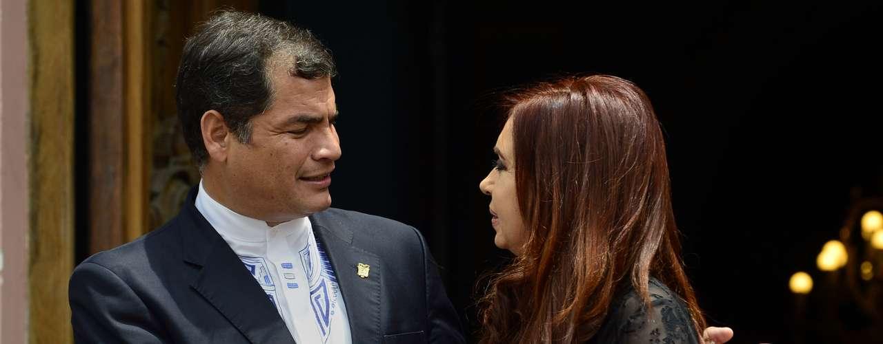 Argentina - Para Argentina, el interés en las elecciones en Ecuador pasa por la posibilidad de mantener a un aliado político en el llamado bloque de países progresistas de la región, que incluye a Bolivia, Venezuela, Nicaragua, Uruguay y hasta Brasil.