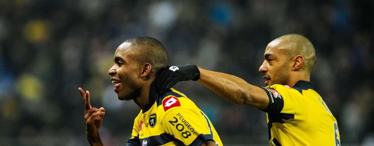 Bakambu marcó el 3-2 definitivo para confirmar la victoria del Sochaux.