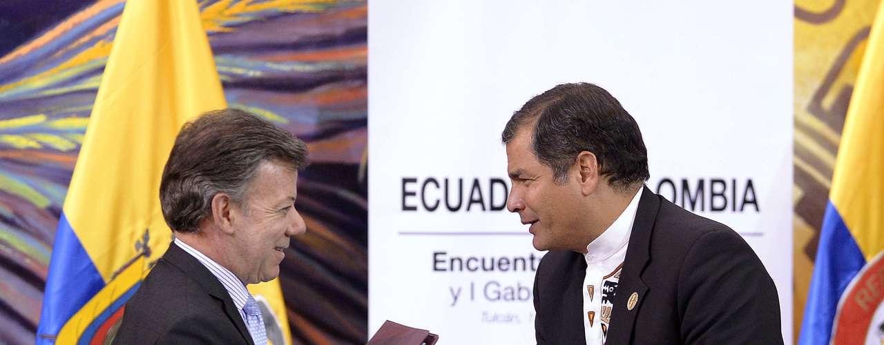 Pero, según el catedrático, ese desinterés también es, en cierta forma, un resultado de la sensación de estabilidad proyectada por Ecuador y de las buenas relaciones que mantienen los dos países luego del restablecimiento de relaciones diplomáticas en noviembre de 2010.