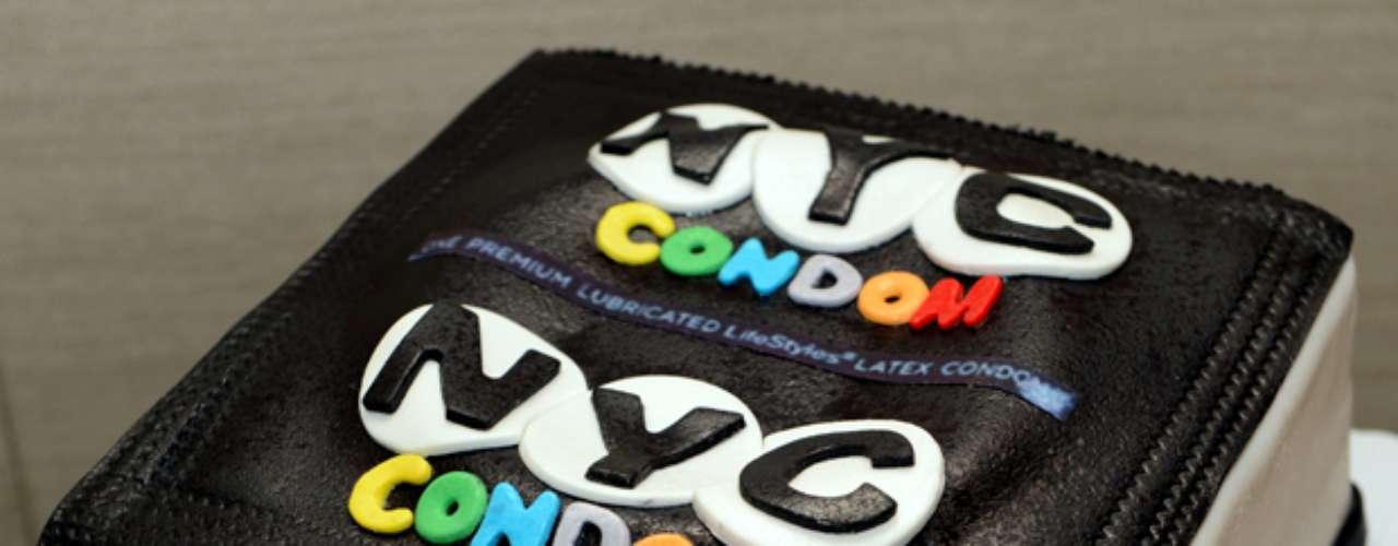 Con más de 35 millones de condones distribuidos en forma gratuita de manera anual, la marca \
