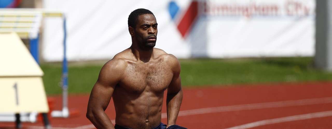 Aunque su cuerpo matador puede ser lo que más cautiva del velocista estadounidense Tyson Gay, su talento no es nada despreciable, como lo demostró al ganar, por ejemplo, la medalla de plata en los 4x100m en Londres 2012.