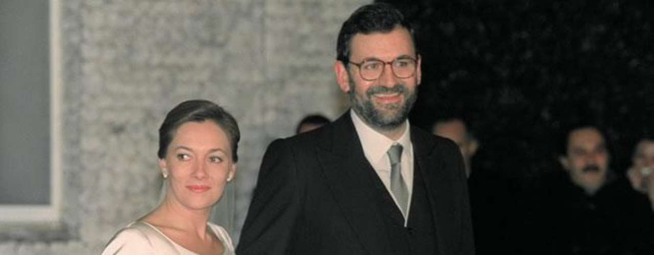 España. Elvira Fernández Balboa, esposa del Jefe de Gobierno español, Mariano Rajoy.