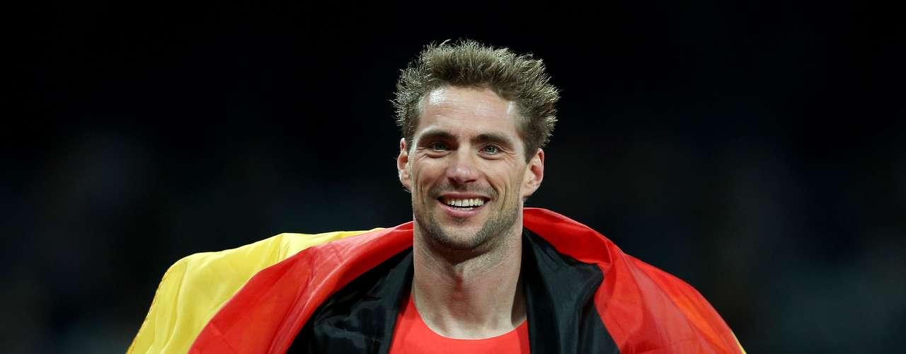 La representación alemana la encabeza el apuesto e interesante especialista en salto con pértiga Björn Otto, subcampeón olímpico en Londres 2012.