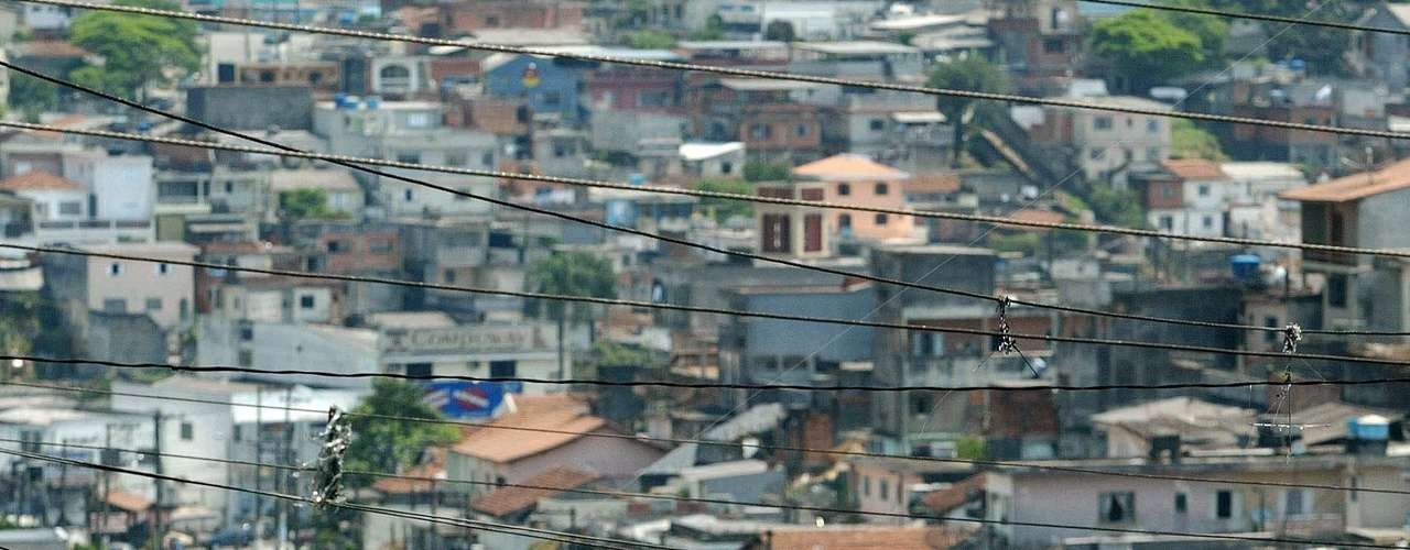 Sao Luis, Brazil, another South American city on the list, had 509 homicides per 1,014,837 inhabitants.