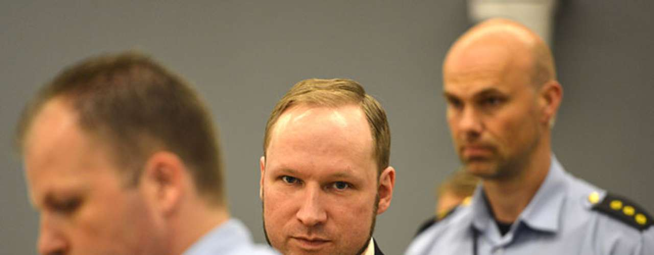 Breivik  gave himself up to police and said he committed the crimes to combat socialism and the immigration of Muslims in Norway.  He was sentenced to 21 years in prison, but the sentence can be extended every five years.