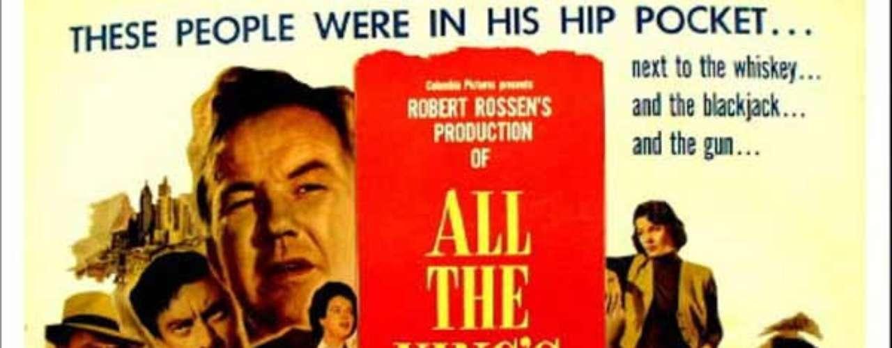 En 1949 el drama All the King's Men, del directorRobert Rossen, también fue reconocido con el Premio Oscar de la Academia.
