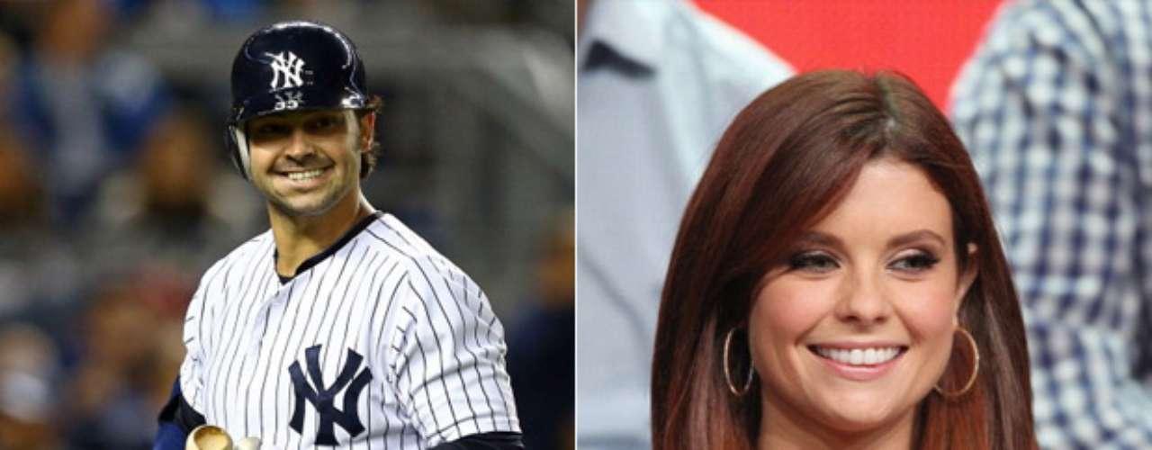 Nick Swisher y Joanna García: El outfielder de los Indians de Cleveland y la actriz están casados desde 2010, después de empezar a salir en 2009. La pareja está esperando su primera hija.