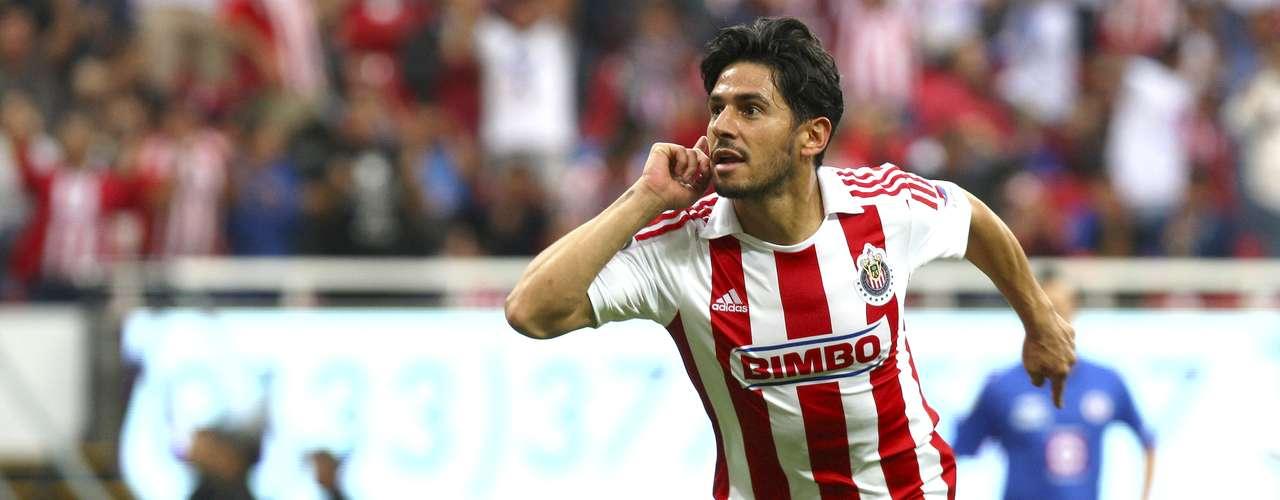 Rafael Márquez Lugo es el hombre gol del 'chiverío' y con una definición de alto nivel, a las que cuales se está 'acostumbrado', puede darle el triunfo a los locales.