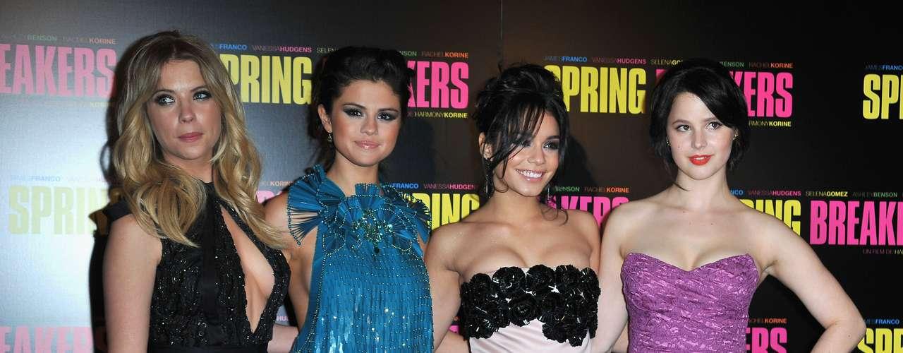 La amistad entre Selena Gomez y Vanessa Hudgens se consolida cada vez más.