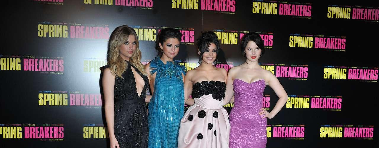 'Spring Breakers' es la cinta donde ambas actrices participan