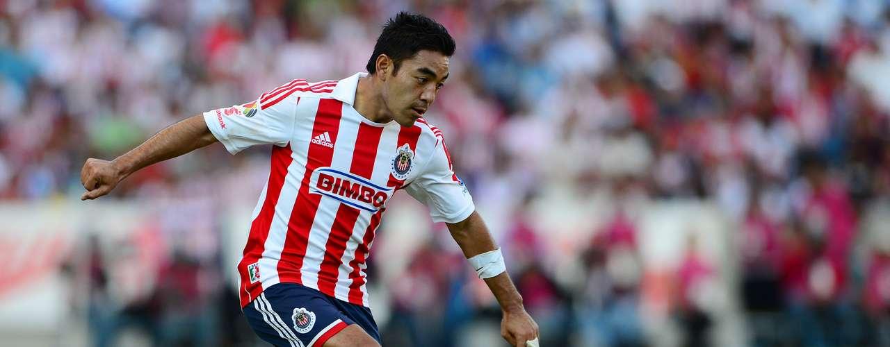 Aunque sigue sin estar a su mejor nivel, Marco Fabián debe ser quien cargue el peso ofensivo del 'Rebaño'.